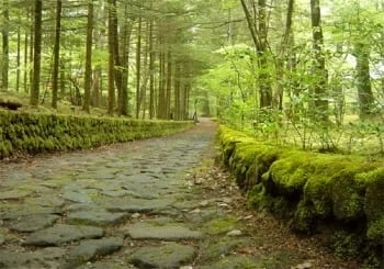 軽井沢で最も早く別荘が作られた幸福の谷